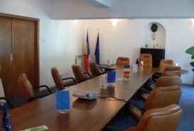 Sala conferinte Complex Vila Teleconstructia Slanic Moldova