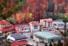 Exterior Complex Turistic Vila Teleconstructia Slanic Moldova